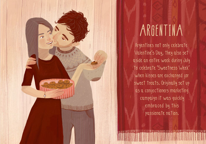 16 Valentine's Day Traditions From Around The World