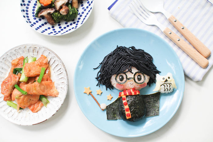 Harry Potter Lunch