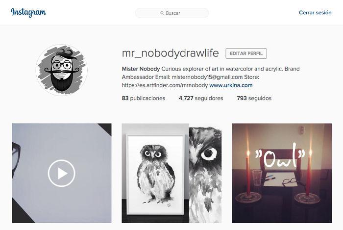 5 Artistas Gráficos Desconocidos En Instagram Que Son Muy Buenos Y Debes Seguir.