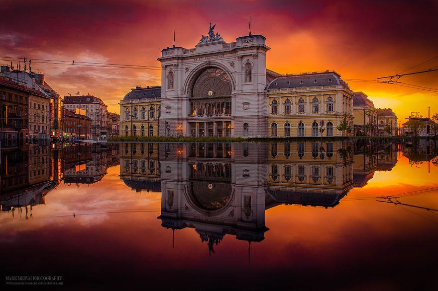Будапешт косметика