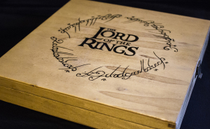 I Made A 'Lord Of The Rings' Monopoly Board