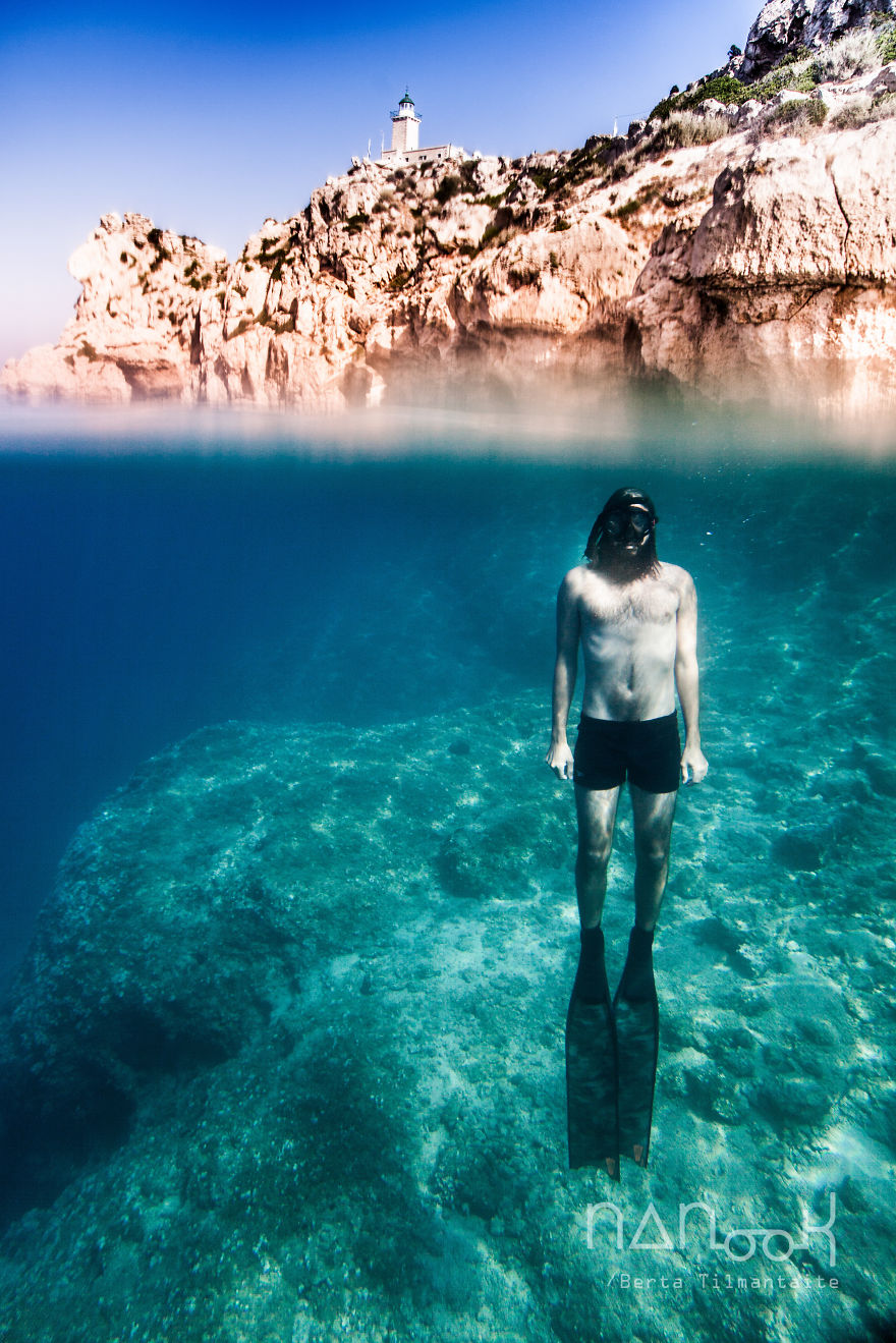 Freediving In Greece