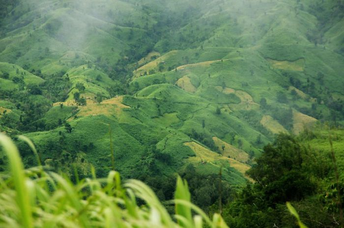#21 Charming View In Bangladesh At Bandarban.