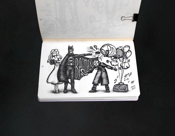 Batman, Tim Burton, 1989