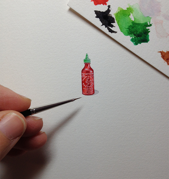 Painting, Small And Often