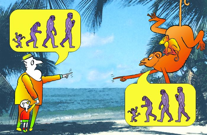 Evolution (by Horia Crisan)