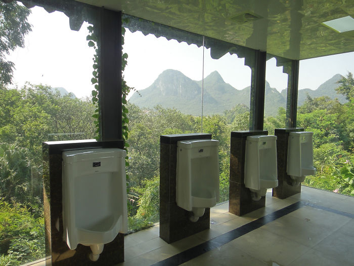 Urinals In China
