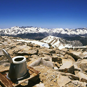 Mt. Whitney Throne