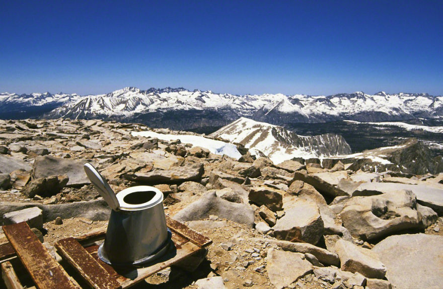 Mt. Whitney Throne