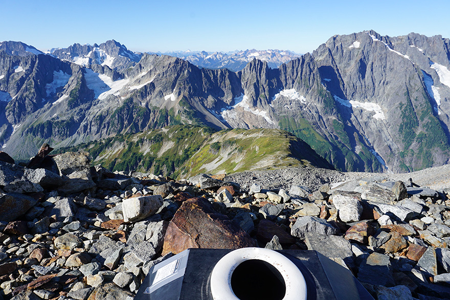 Cascade Range, Washington, U.S