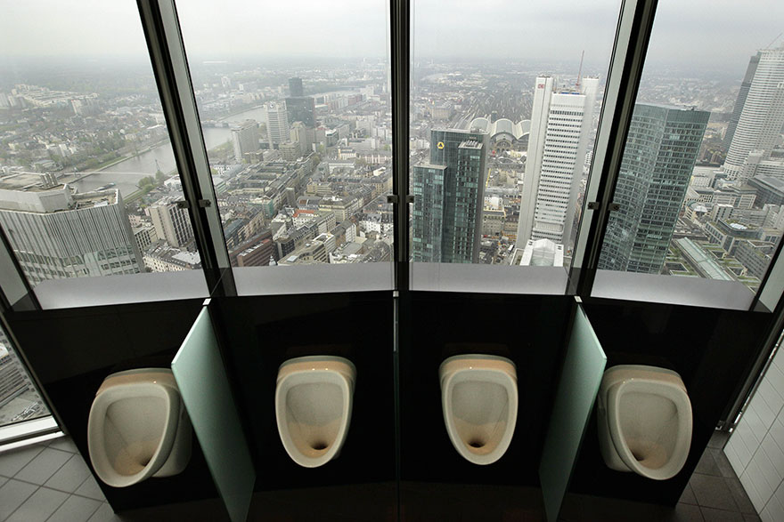 Commerzbank Tower, Frankfurt, Germany