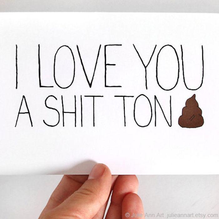 Anti-valentines Cards