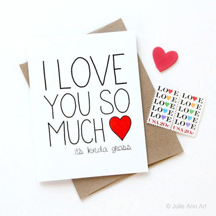 Anti-valentine Cards