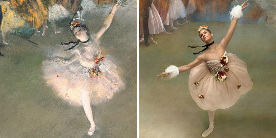 ballerina-recreates-edgar-degas-painting-misty-copeland-nyc-dance-project-5