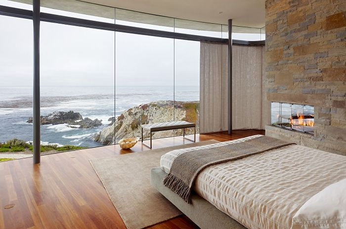 Bedroom Views To Die For!