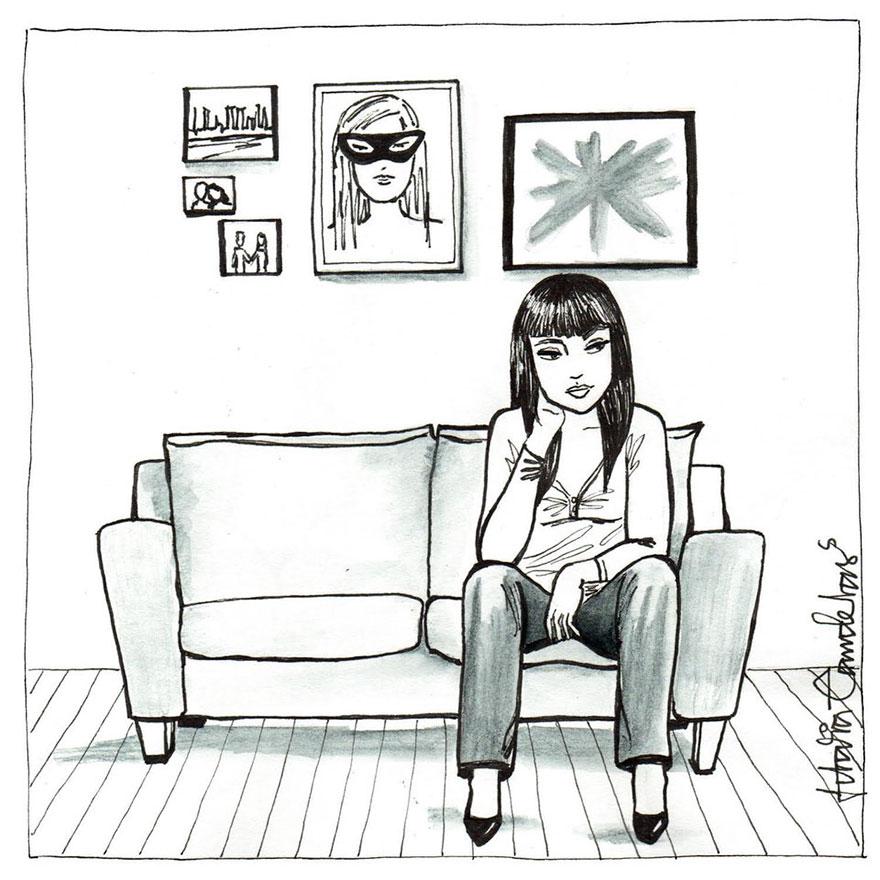 being-single-woman-illustrations-idalia-candelas-3