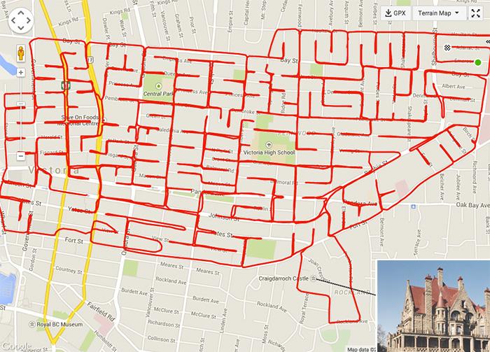 Maze (76.7 km, 3 h 44 min)