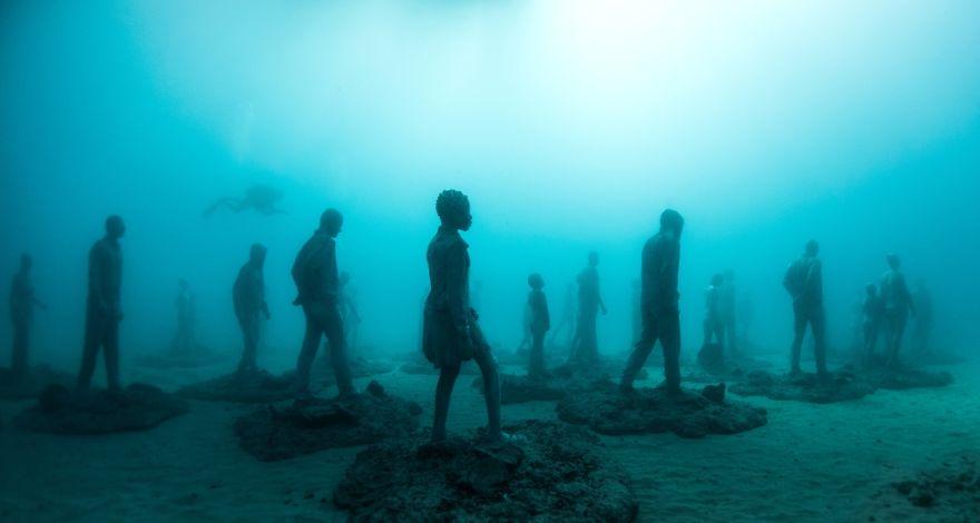 Ocean Floor Projects 6th Grade