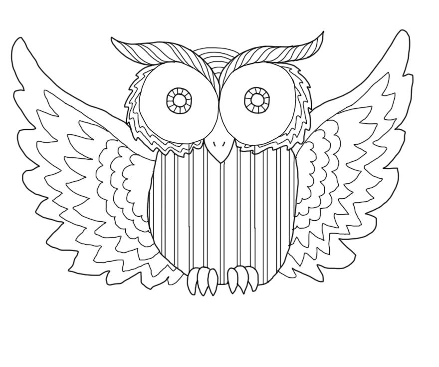 It's An Owl.
