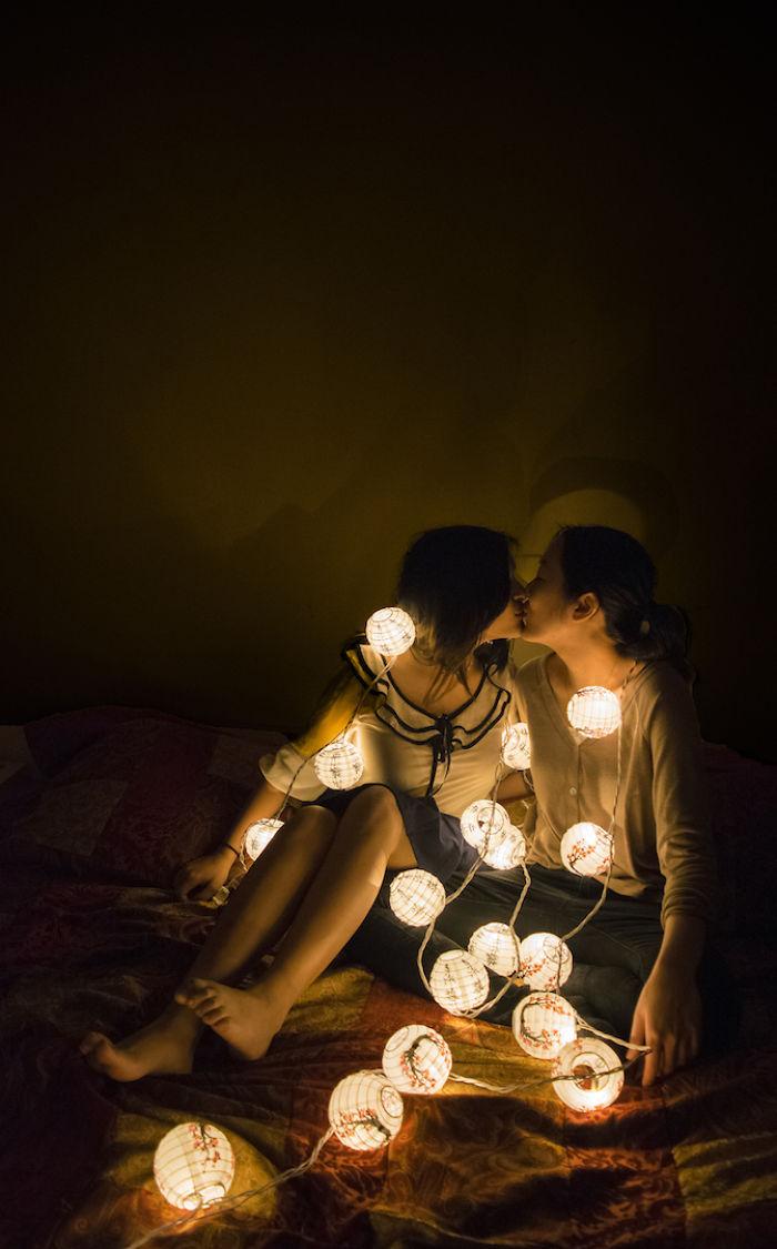 China's Ancient Version Of Valentine's: Lantern Festival
