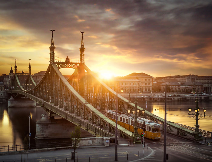 The Vivid  Beauty Of Budapest Through My Photos
