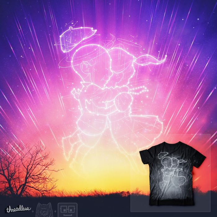 Cosmo + Celeste Remix @threadless