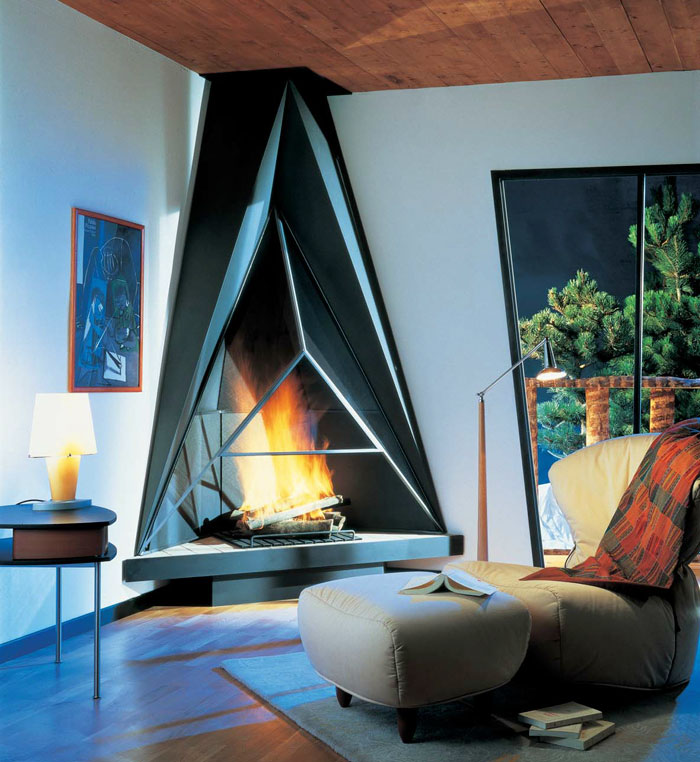 47 Fireplace Designs Ideas: 20+ Of The Coolest Fireplaces Ever