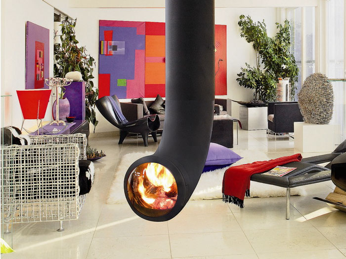 Creative Fireplace