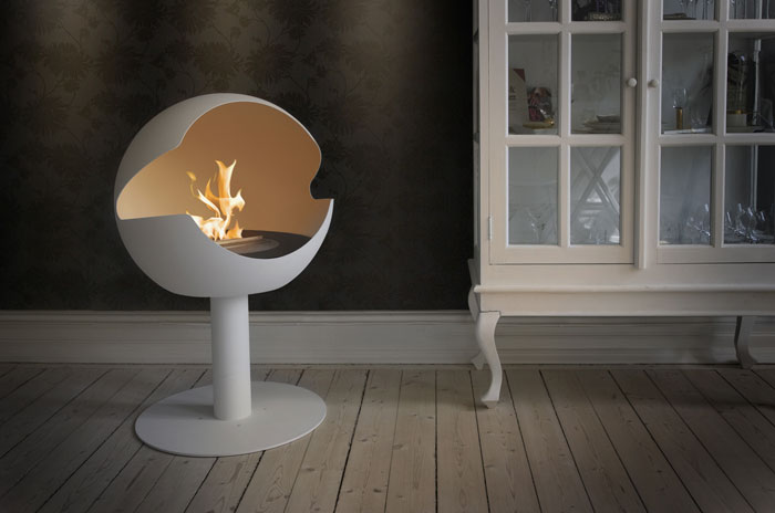Creative Fireplace