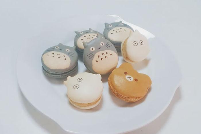 Cute Macaroons