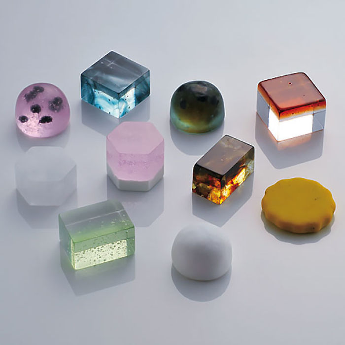 Japanese Glass Sweets
