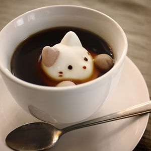 Marshmallow For Coffee