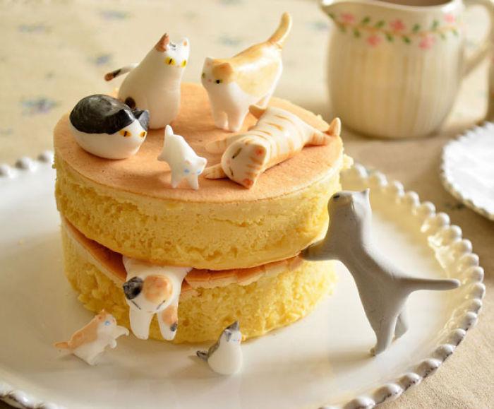 Cat Cakes