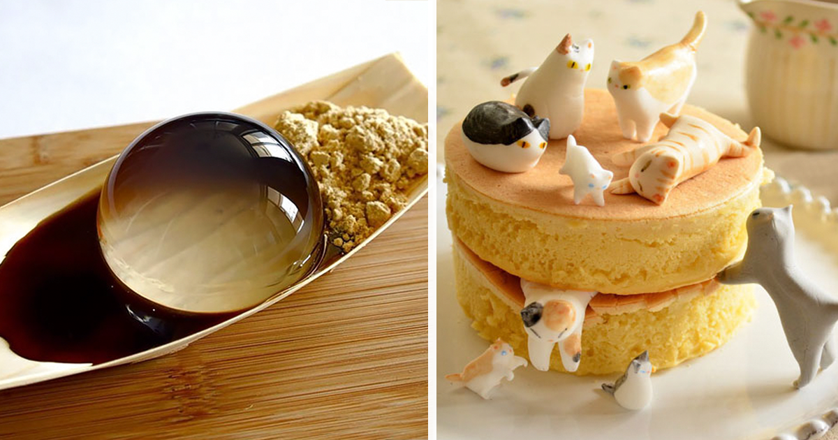 Cute Japanese Cake Recipes