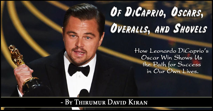 """Did You Know That Dicaprio Almost Didn't Get An Oscar, Because """"revenant"""" Was Almost Never Made"""