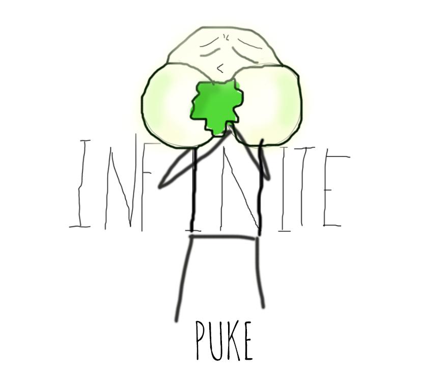 Infinite Puke