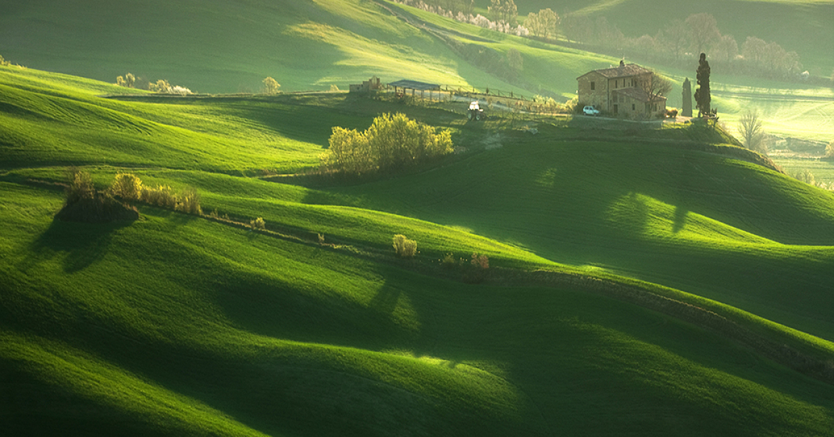 The Idyllic Beauty Of Tuscany That I Captured During My Trips To Italy