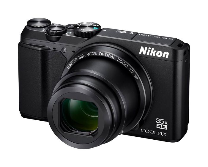 First Look At The Three Latest Additions To Nikon's Coolpix Cameras