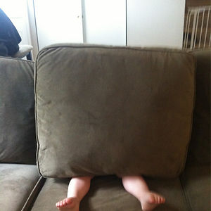 How My Son Plays Hide N Seek