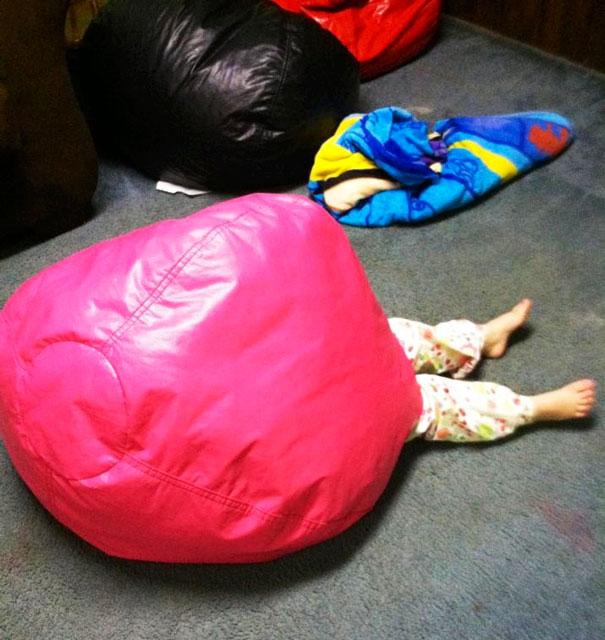 Brilliant Hiding Spot, Kiddo