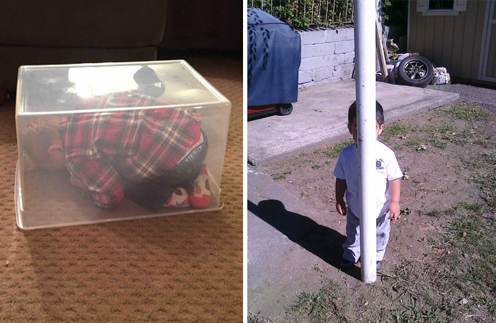 99 Kids Who Are The Masters Of Hide And Seek