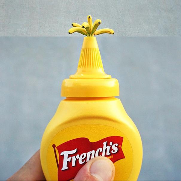 Bananas + Mustard