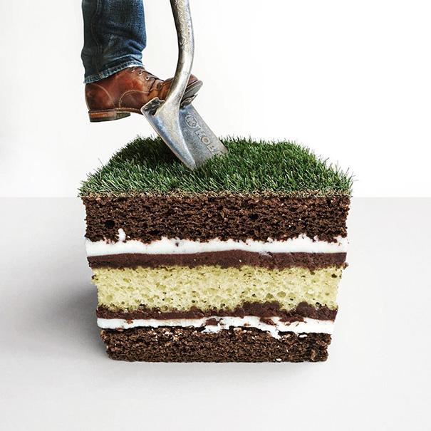 Turf + Cake