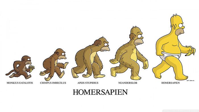 15 satirical evolution cartoons to celebrate darwin day