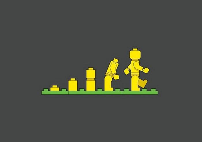 Lego-Darwin