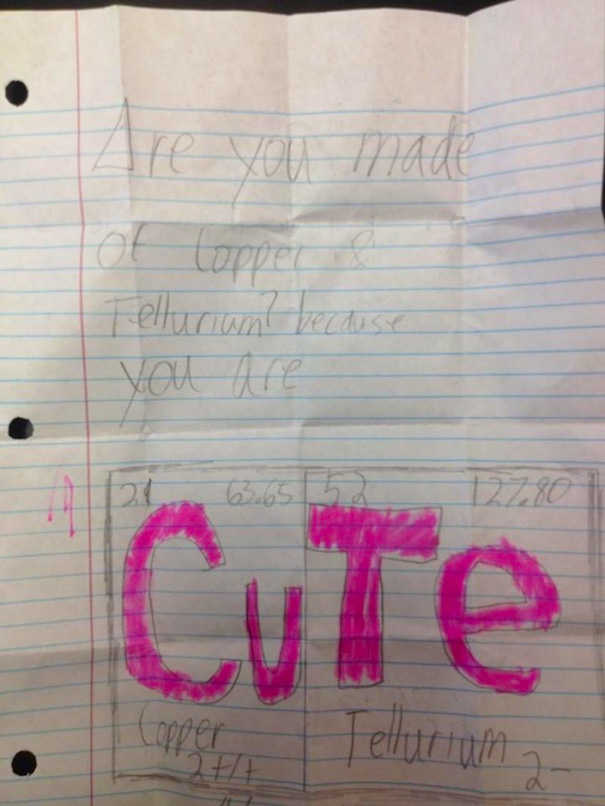 My Teacher Friend Intercepted This Note From One Of Her Students