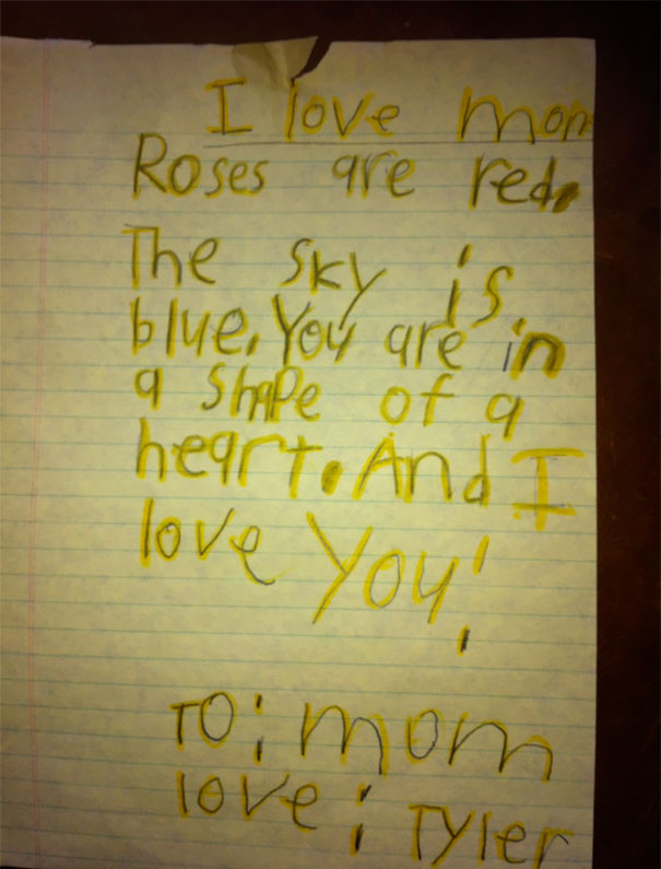 Happy Valentines Day To Mom