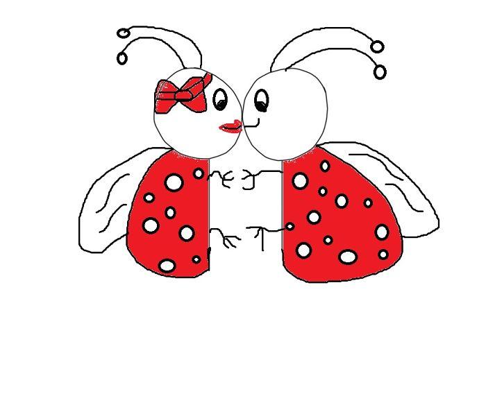 Ladyandmanbug