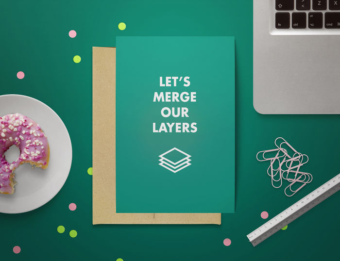 Merge Our Layers
