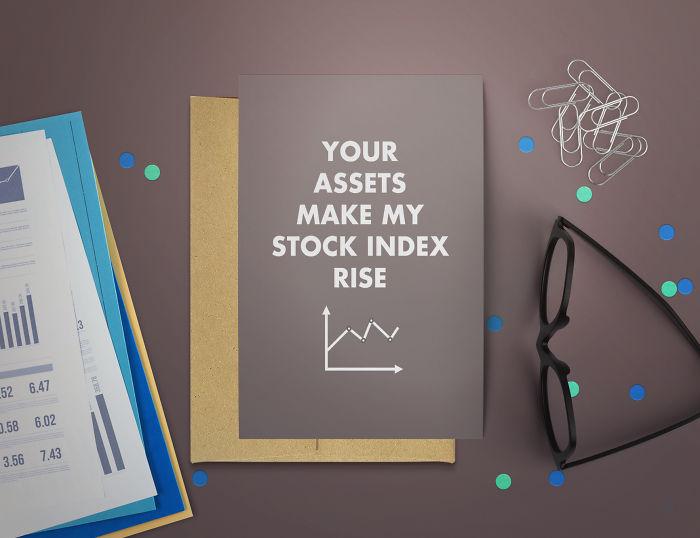 Rising Stock Index